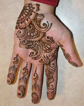 286 × 360 in 74 simple mehandi designs for hands the ultimate guide