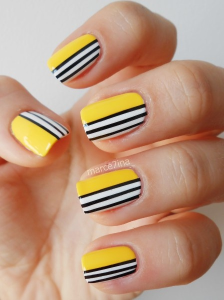 Stunning nail art designs 01