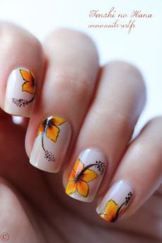 Stunning nail art designs 03