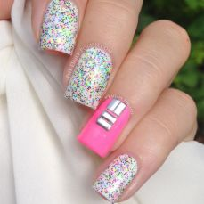 Stunning nail art designs 04