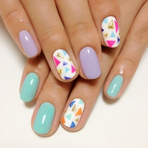 Stunning nail art designs 05