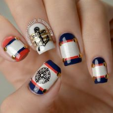 Stunning nail art designs 06