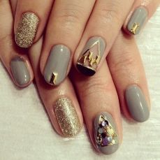 Stunning nail art designs 11