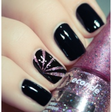 Stunning nail art designs 19