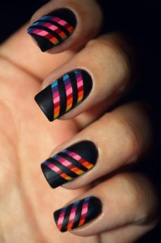 Stunning nail art designs 20