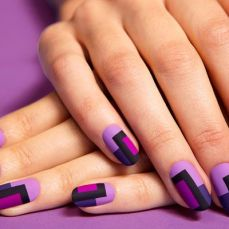 Stunning nail art designs 23