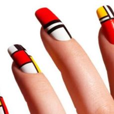 Stunning nail art designs 25
