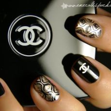 Stunning nail art designs 27