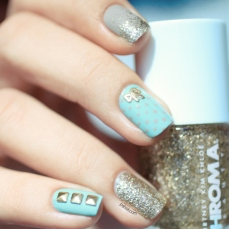 Stunning nail art designs 35