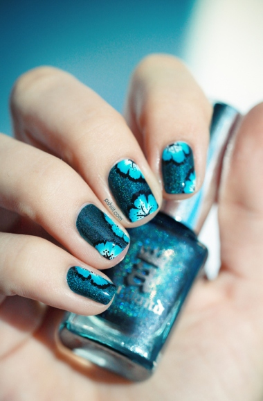Stunning nail art designs 36