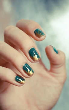Stunning nail art designs 40