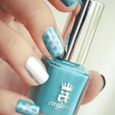Stunning nail art designs 43