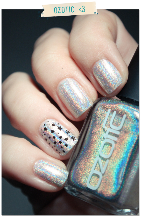 Stunning nail art designs 48