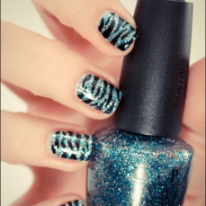 Stunning nail art designs 50