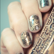 Stunning nail art designs 51