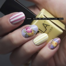 Stunning nail art designs 53