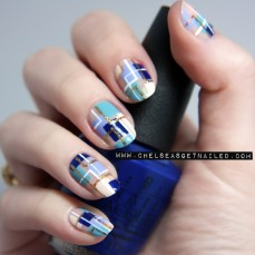 Stunning nail art designs 54