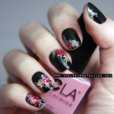 Stunning nail art designs 55