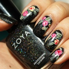 Stunning nail art designs 58
