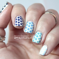Stunning nail art designs 66