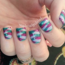 Stunning nail art designs 67