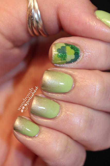 Stunning nail art designs 68