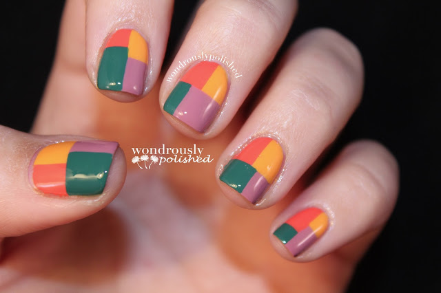 Stunning nail art designs 69