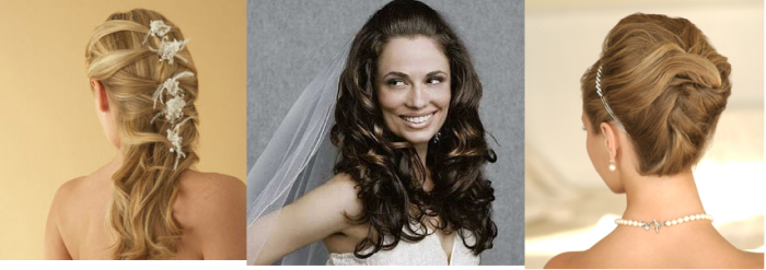Wedding hairstyles 16