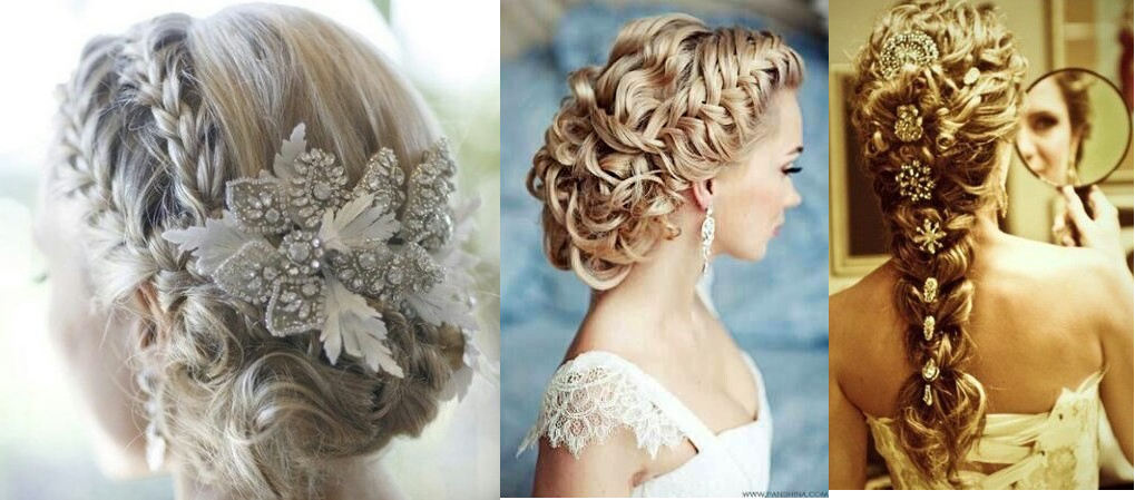 Western Hair Styles: 26 Quick Indian Wedding/bridal Hairstyles For Inspiration