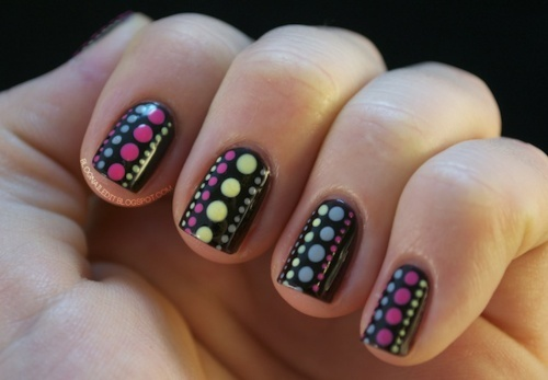 nail art designs for short nails 02