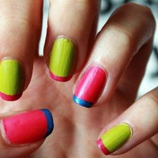 nail art designs for short nails 04
