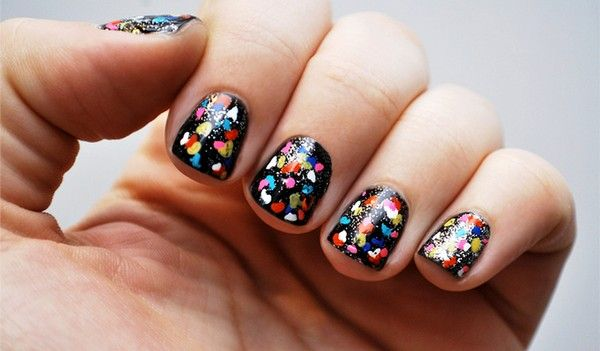 nail art designs for short nails 05
