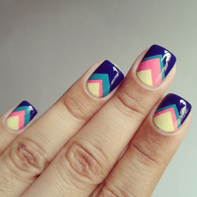 Nail Art For Beginners Youtube: 18 Nail Art Designs For Short Nails