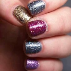 nail art designs for short nails 14
