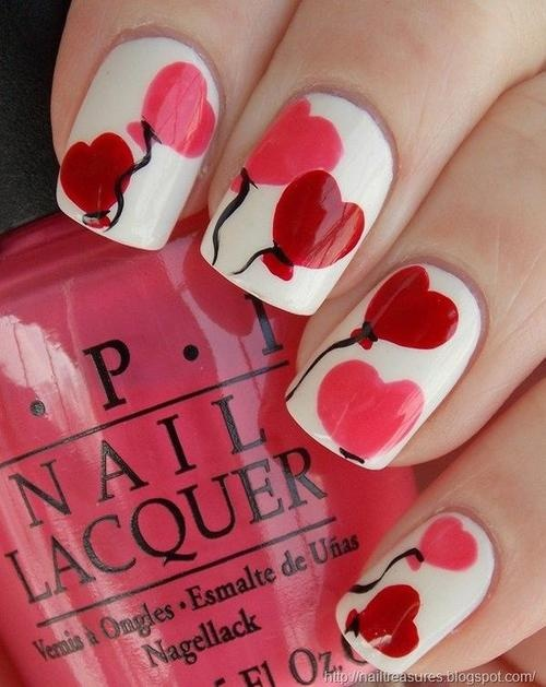 nail art designs for short nails 18
