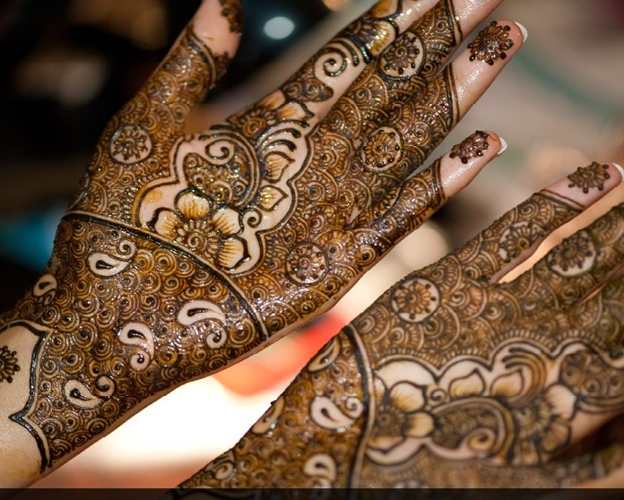 bridal mehndi designs for hands 21