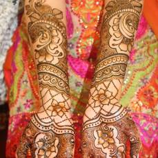 bridal mehndi designs for hands 22