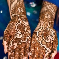 bridal mehndi designs for hands 24