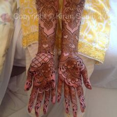 bridal mehndi designs for hands 28