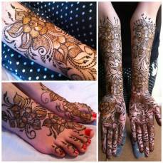 bridal mehndi designs for hands 30