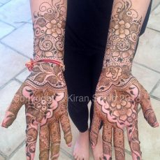 bridal mehndi designs for hands 31