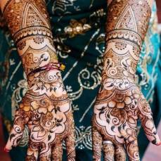 bridal mehndi designs for hands 32