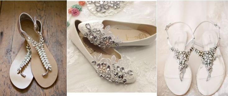 trend-sepatupria: Best Bridal Shoes For Outdoor Wedding Images
