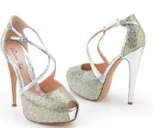 Bridal shoes 10