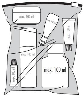 How to pack your makeup for travel
