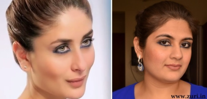 How to do eye makeup like Kareena 04