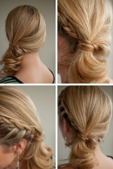Ponytail hairstyles for long hair 08