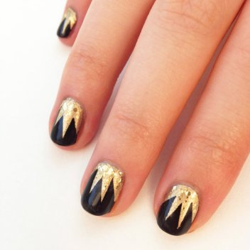 25 Simple Nail Art Designs Indian Makeup And Beauty Blog Beauty