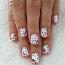 simple nail art designs 03