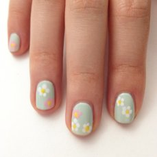 simple nail art designs 05